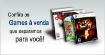 Confira os games à venda que separamos para você!